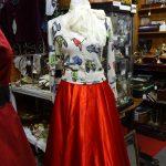 warwick market gown
