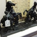 warwick market horses
